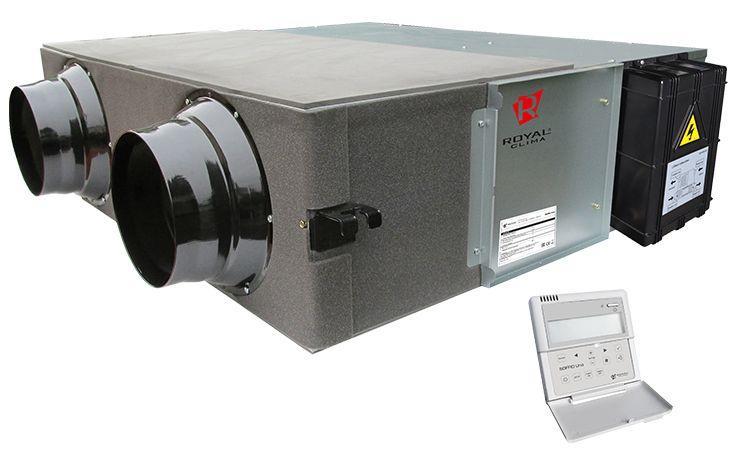 Вентиляционная установка приточно-вытяжная RCS-350-U