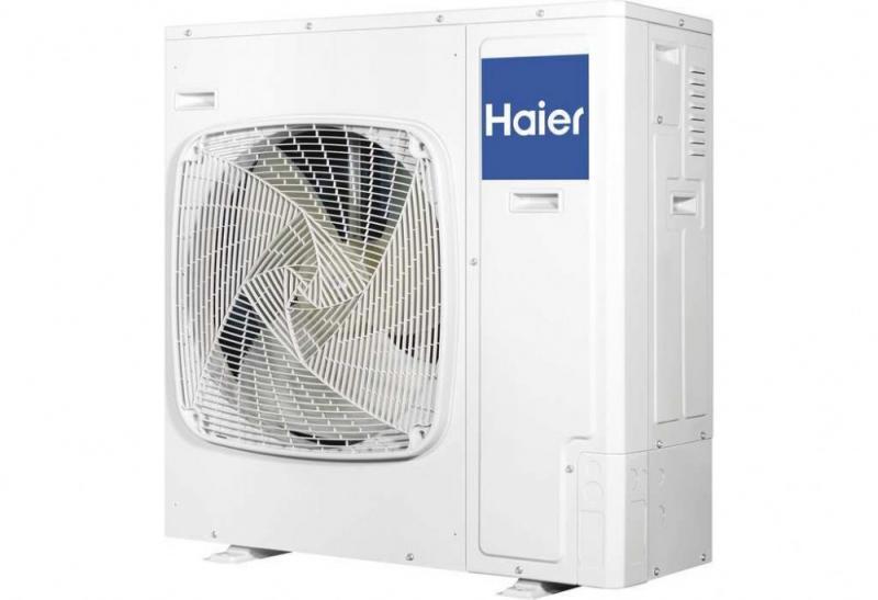 Кассетная сплит-система с круговым потоком воздуха Haier ABH105H1ERG/1U36SS1EAB