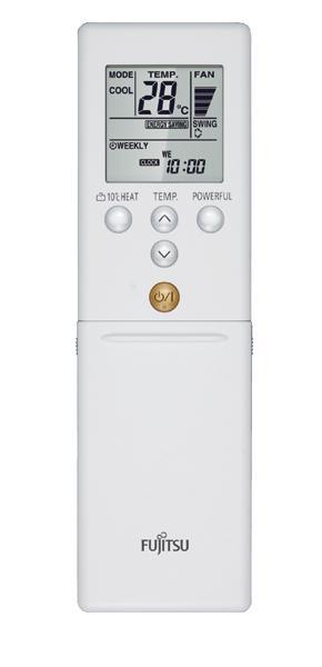 Fujitsu Airflow ASYG12LMCE-R/AOYG12LMCE-R