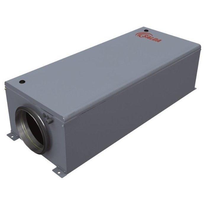 Компактная приточная установка с водяным нагревателем VEKA INT 2000 W L1 EKO