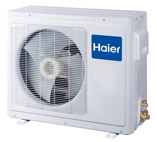 Кассетная сплит-система с круговым потоком воздуха Haier ABH105H1ERG/1U36HS1ERA(S)