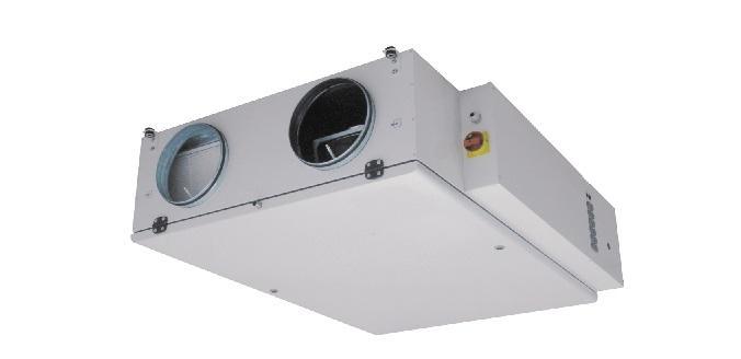 Установка с электронагревом Lessar LV-PACU 400 PE-1,6-1 ECO E15