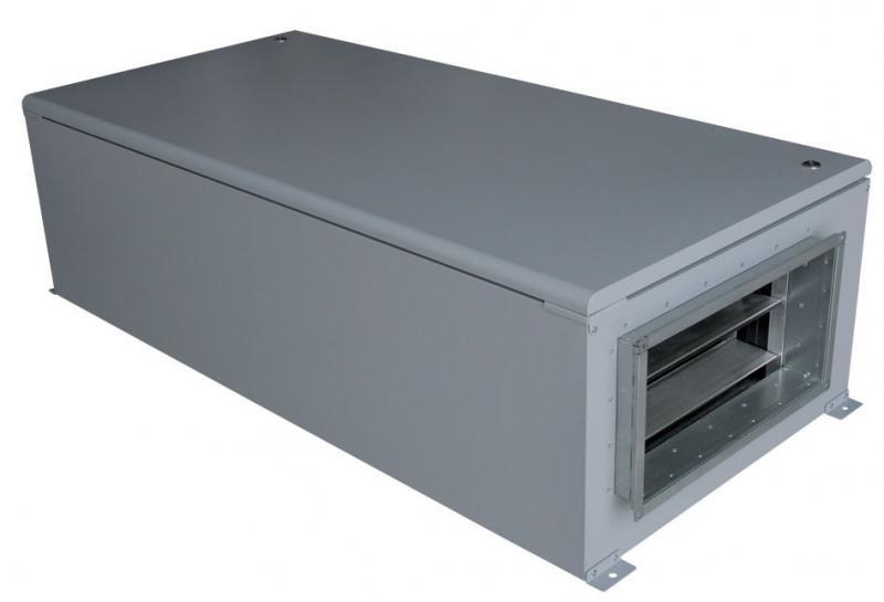 Вентиляционная установка с электронагревом LV-WECU 1000-2,4-1 EC E15