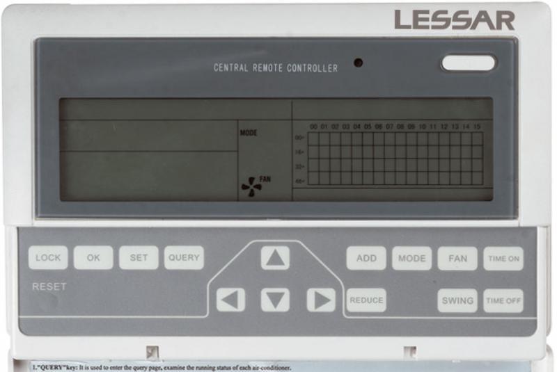 Канальный кондиционер Lessar LS-HE18DTA2/LU-HE18UTA2