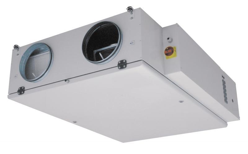 Установка с водяным нагревом LV-PACU 400 PW-0-1 ECO E15