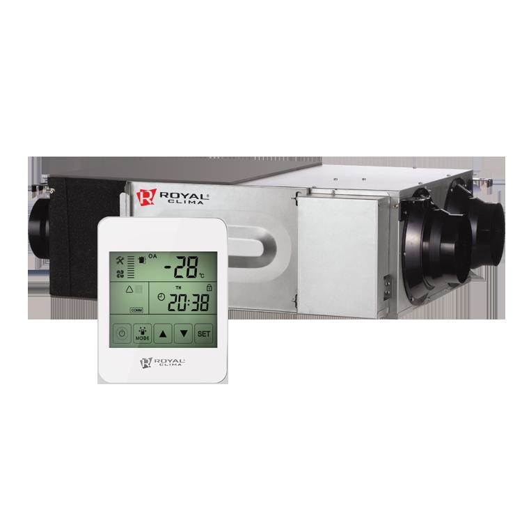 Приточно-вытяжная вентиляционная установка FUNAI FUJI ERW-150