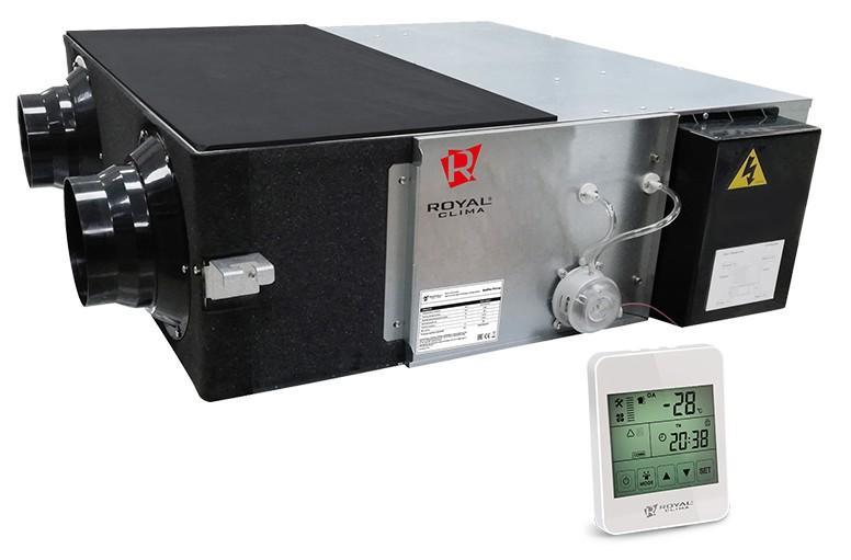 Вентиляционная установка приточно-вытяжная RCS-650-P