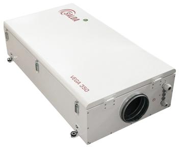 Компактная приточная установка VEGA 1100 W